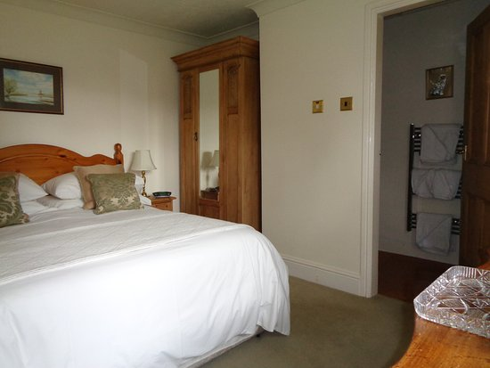 Saxilby, UK: Guest suite bedroom
