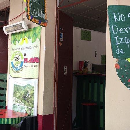 Tobia, Κολομβία: Vista desde el lugar