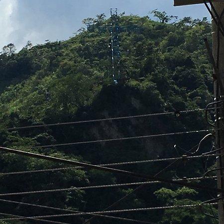 Tobia, Colombia: Vista desde el lugar