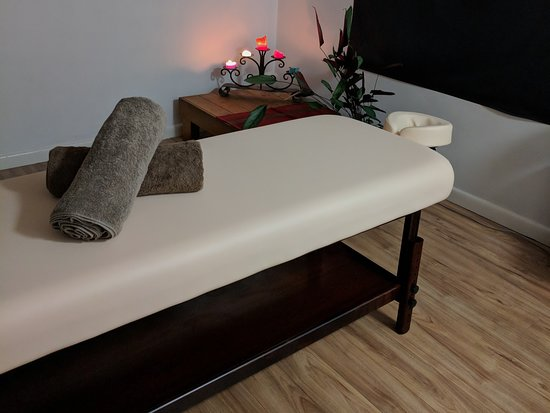 Macleod, Australia: Massage studio