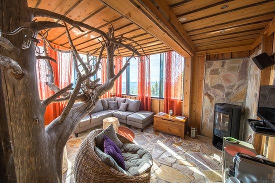 Iso-Syote, Finlândia: Eagle's View suite