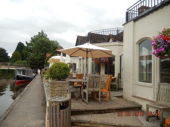 Streatley on Thames Foto