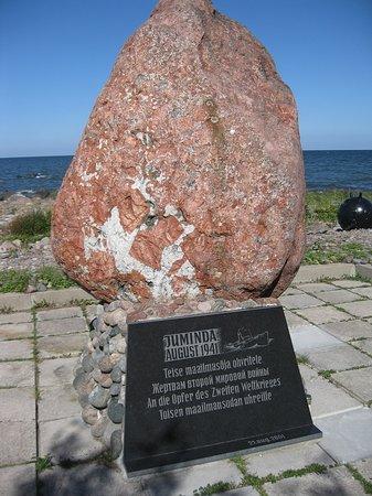 Kuusalu, เอสโตเนีย: Monument