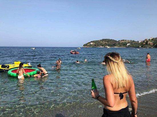 beach Adult bar on