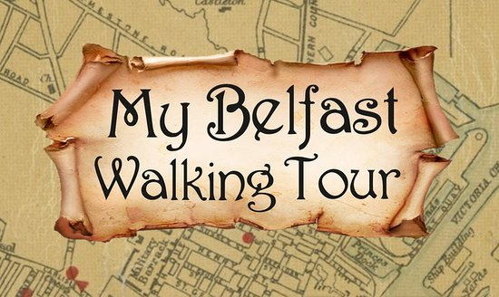 ‪My Belfast Walking Tour‬