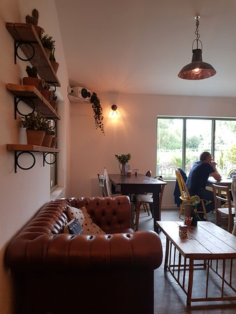 Borrowash, UK: Interior
