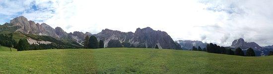 Валь-Гардена, Италия: Panorama