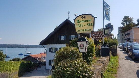 Seeshaupt, ألمانيا: Cafe am See