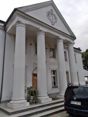 Rogowo, Polen: Main entrance