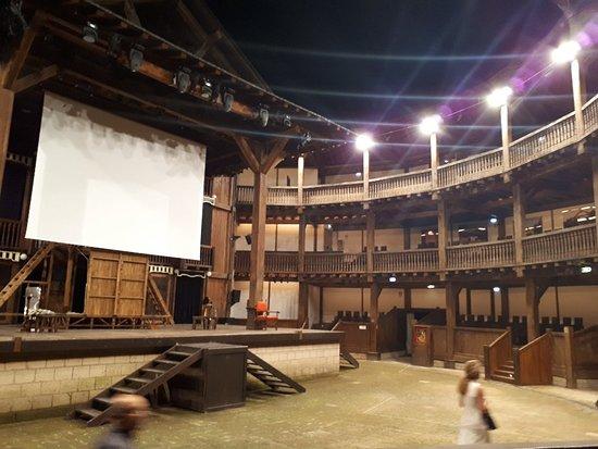 Silvano Toti Globe Theatre Roma: 20180903_205434_large.jpg
