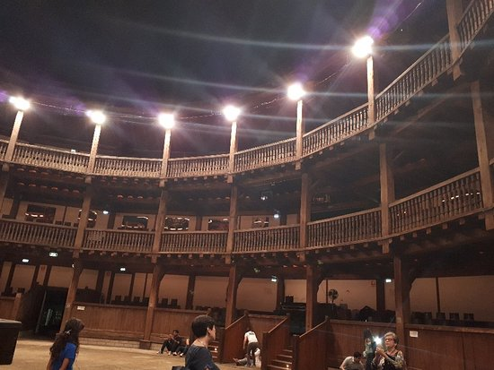 Silvano Toti Globe Theatre Roma: 20180903_205110_large.jpg