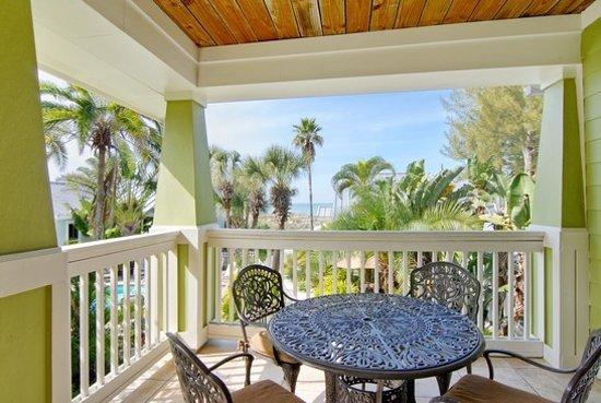 Gulfside Resorts: Hyde Park Balcony