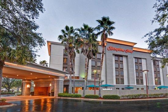Hampton Inn Jacksonville Downtown I-95 Hotel