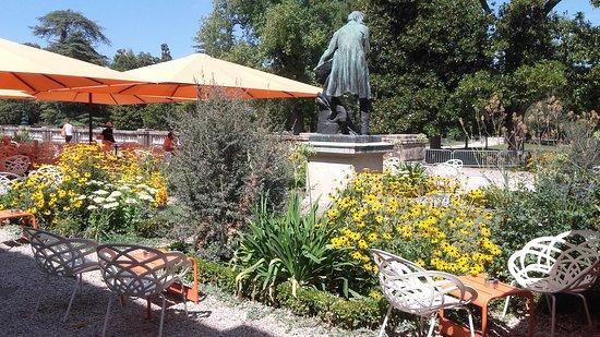 Terrasse Photo De L Orangerie Du Jardin Public Bordeaux