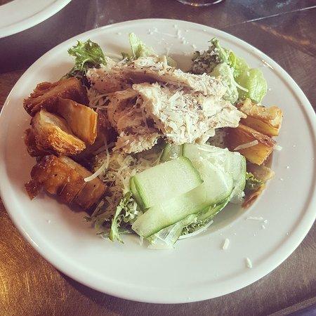Big Horn, WY: Brinton Caesar Salad
