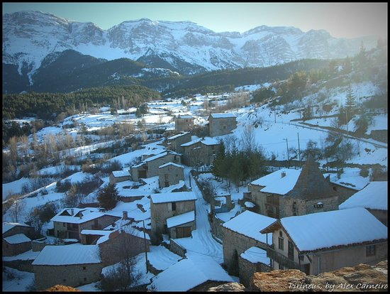 Catalonian Pyrenees ภาพถ่าย