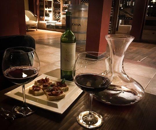 Boutique Hotel de la Fonte: Wine bar