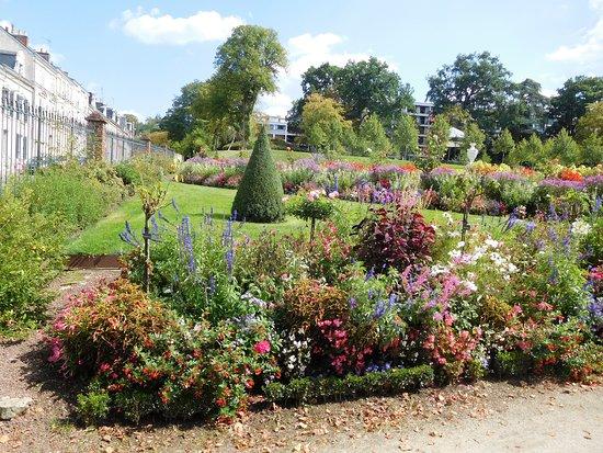 fleurs et arbustes - Photo de Jardin des Plantes, Le Mans - TripAdvisor