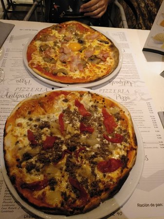 Pizzeria La Mina: IMG_20180905_202117_702_large.jpg