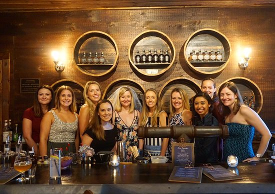 Hudson, Нью-Йорк: Bachelorette Party at Olde York Farm