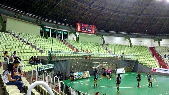 Ginasio Municipal de Esportes Chico Neto