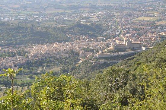 Monteluco, Italie : spolete