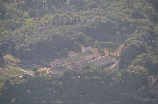 Monteluco, Italie : monastere