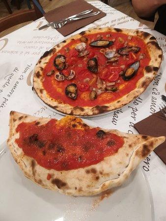 Cassano Spinola, อิตาลี: Pizze fantastiche, servizio ineccepibile. Ci si torna !!!!