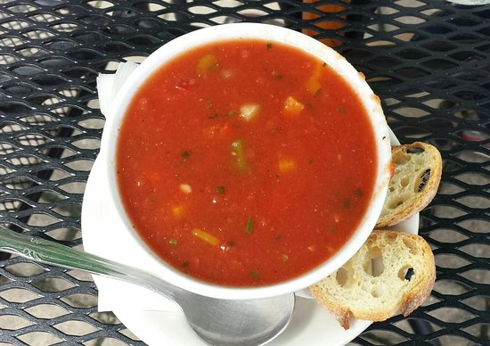 Mariemont, OH: Dilly Gazpacho