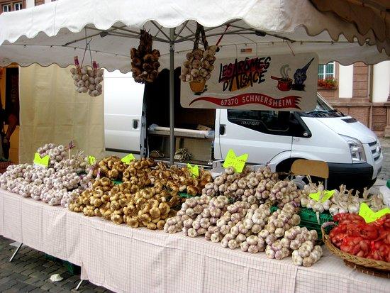 Deutsch-französischer Wochenmarkt