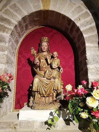 Iglesia de Santa Maria del Camino: Virgen del Camino o de las Victorias.