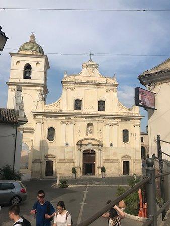 Rossano, إيطاليا: La Chiesa di Maria SS. Achiropita: facciata