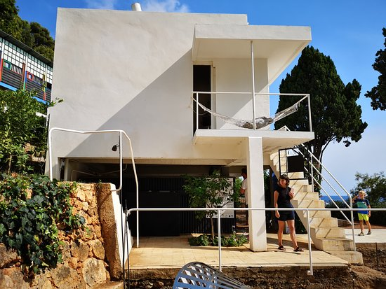 Villa E 1027 - Bild von Cap Moderne, Roquebrune-Cap-Martin - Tripadvisor