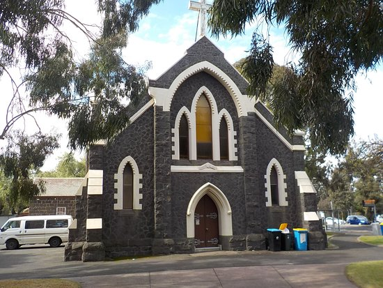 Uniting Church Second Wesleyan Methodist Chapel