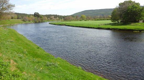 Aviemore, UK: The River Spey