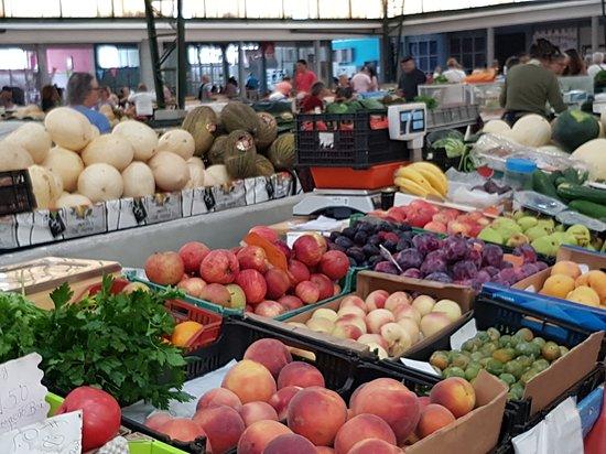 Mercado Municipal de Nazare