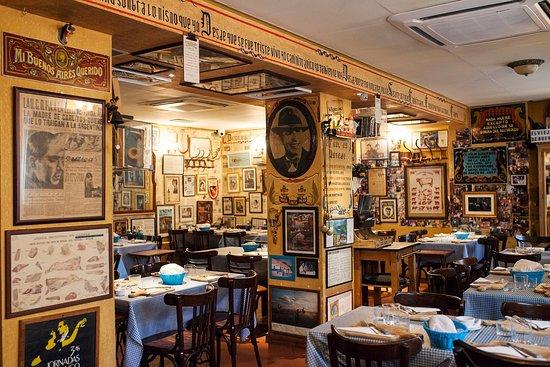 Restaurantes más buscados
