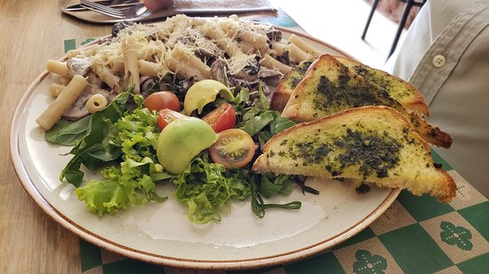 Guarne, Κολομβία: Plato vegetariano