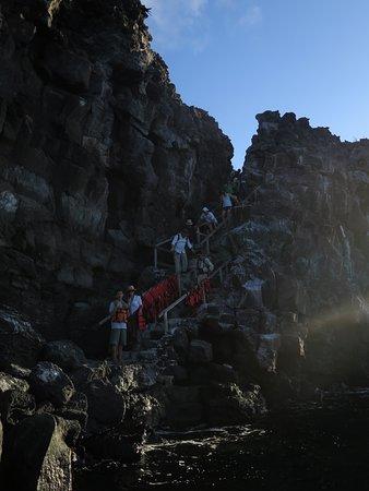 Genovesa, الإكوادور: Prince Phillip's Steps