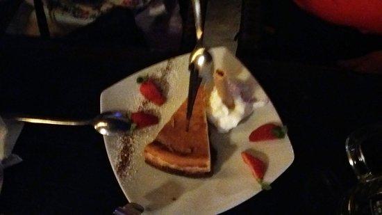 El Patio: Dessert