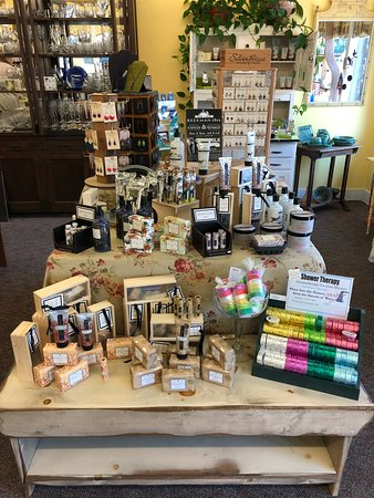 Plattsburgh, NY: One of the several displays