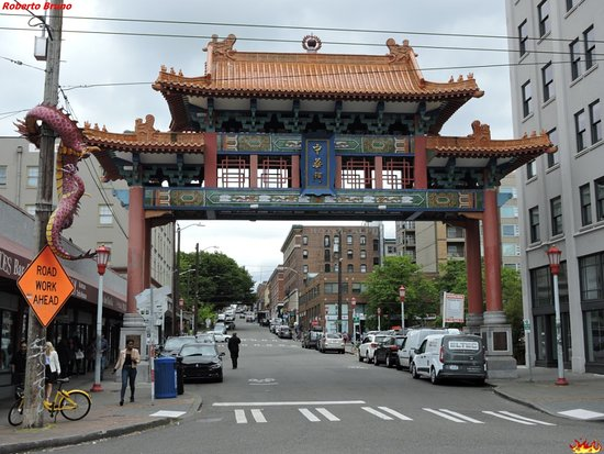 Chinatown International District
