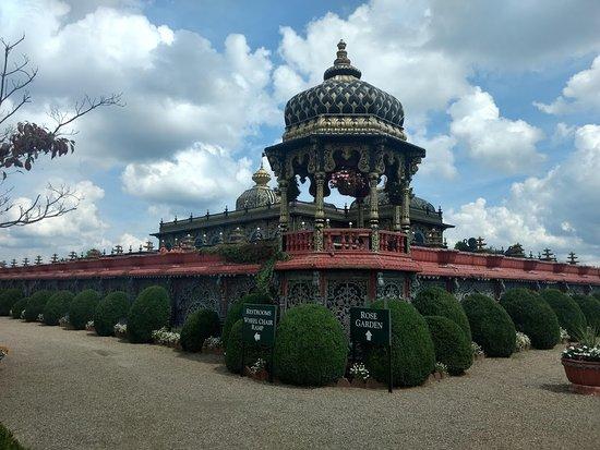 New Vrindaban Temple