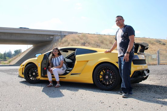 Oxotic Fresno Supercar Driving Experience: Perfect gift for kids and adults!
