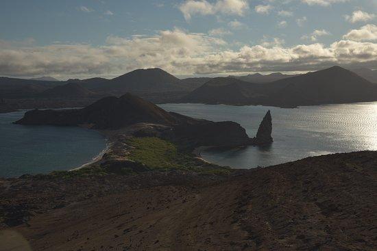 Bartolome, Ισημερινός: Blick auf die Sullivan Bay