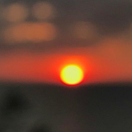 Fennville, MI: South Haven Beach at Sunset