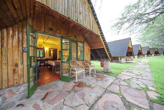 Keekorok Lodge-Sun Africa Hotels