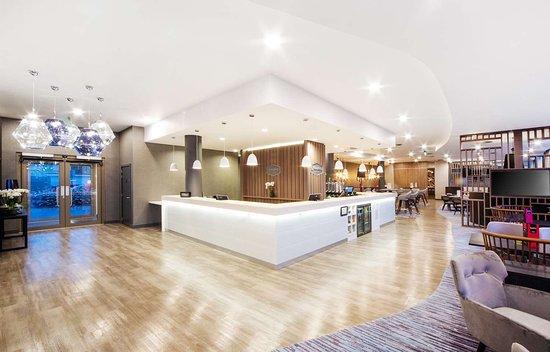 Hampton by hilton blackpool hotel reviews photos price comparison tripadvisor for Hilton blackpool swimming pool
