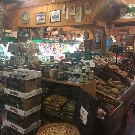 """Betty's Country Store: Betty's Is a """"Must Do"""" in Helen"""
