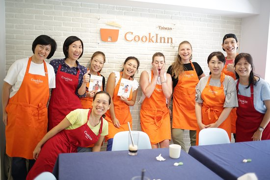 Da'an, Taipei: Happy Cooking Class!